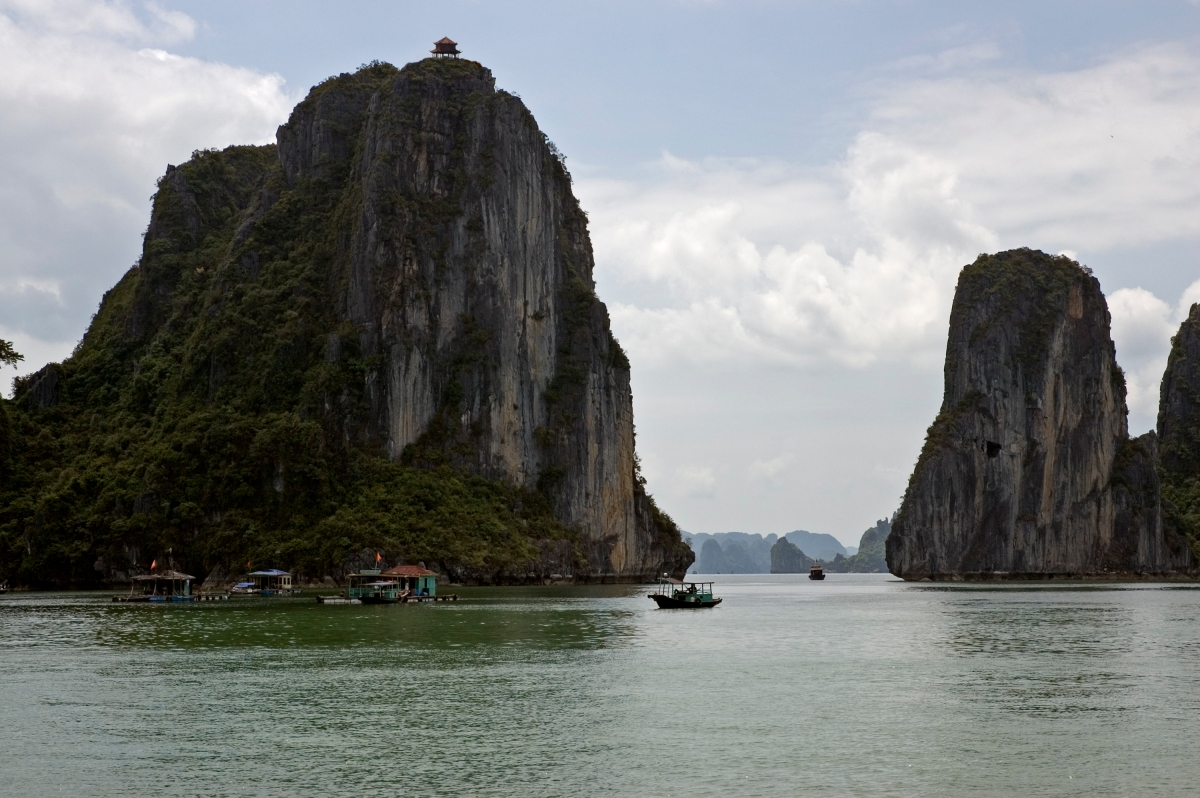 Ha Long Bay 2006