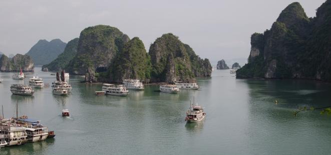 Ha Long Bay 2016